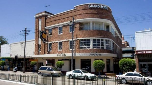 Keenly contested: Grand Hotel in Rockdale has been sold by JLL. Similar properties have sold for about $25 million.