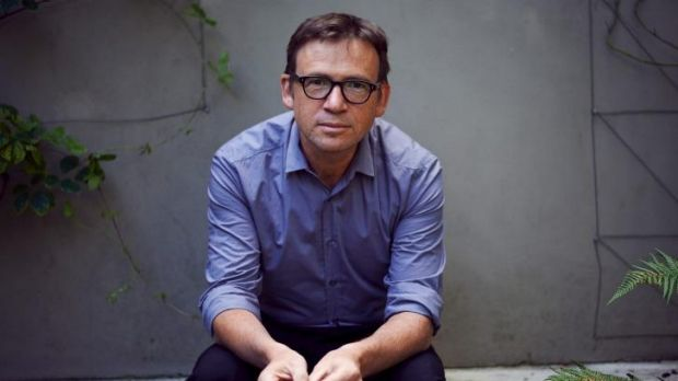 David Nicholls: A wildly successful return with <i>Us</i>.