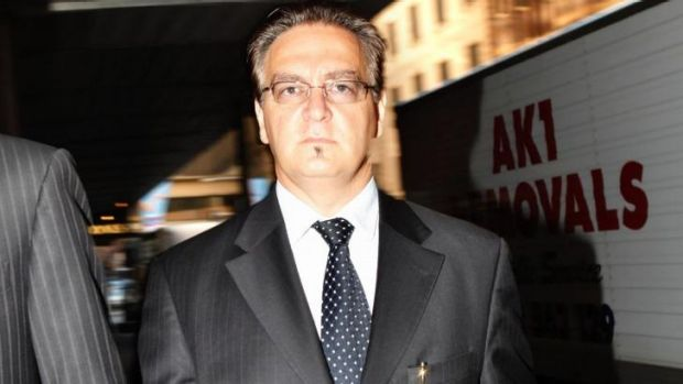 Jailed: Former Burwood Council general manager Pat Romano.