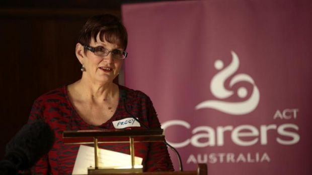 Director General of ACT Health Dr Peggy Brown.