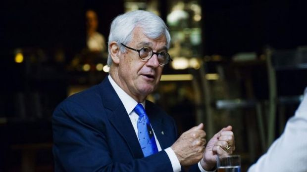 """It will not make me complacent, and it will not make me like myself"": Julian Burnside."