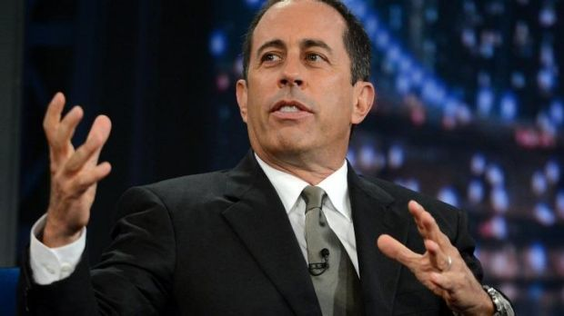 """Jerry Seinfeld: the comedian says he's on the autism """"spectrum""""."""