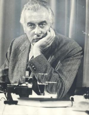 Many of Whitlam's programs were devised by Peter Cullen.