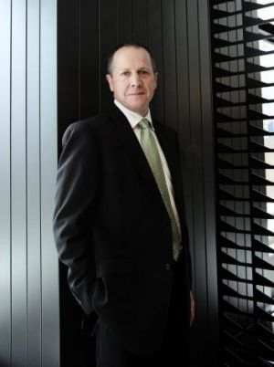 National Australia Bank's head of retail banking Gavin Slater.