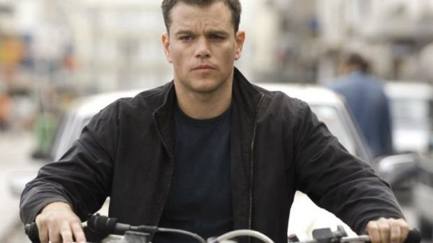 Returning: Damon has confirmed he will be back as Jason Bourne.