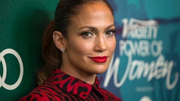 Candid: Jennifer Lopez has opened up about her past relationships.