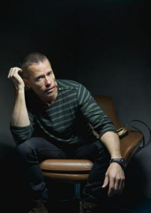 Massive backstory: Guy Pearce says his fascination with music was there from an early age.