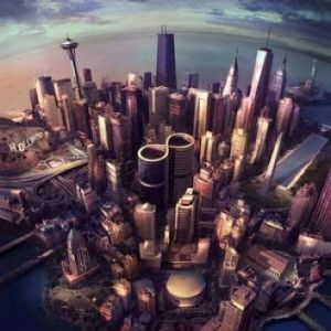 <i>Sonic Highways</i> album art.