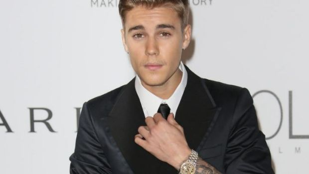 Justin Bieber is apparently cleaning up his act.