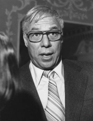 Should fictional disaster strike, you need George Kennedy on your team.