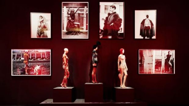 On display: <i>The Fashion World of Jean Paul Gaultier: From the Sidewalk to the Catwalk</i> at the National Gallery of ...