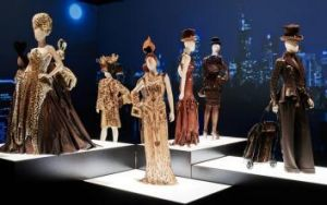 Mrs Brown: <i>The Fashion World of Jean Paul Gaultier: From the Sidewalk to the Catwalk</i> at the National Gallery of ...