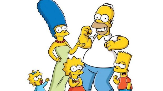 Famous creation: The Simpsons.