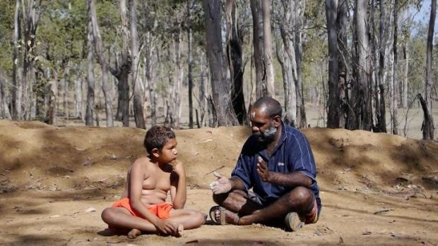 15-year-old Jobe Adams' film tells the story of his grandfather trying to pass down his Aboriginal culture to his ...