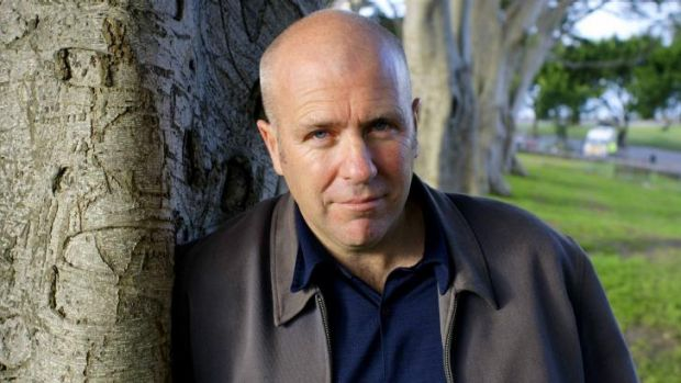 Australian author Richard Flanagan is possibly about to accept an award of a totally different nature for <i>The Narrow ...