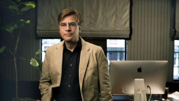 All done: Aaron Sorkin.