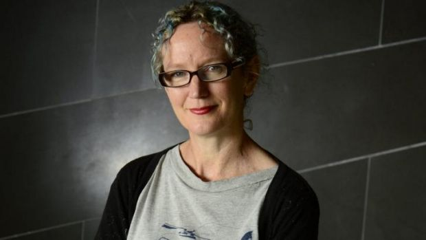 Turn for the better: Jane Rawson, the author of <i>Wrong Turn at the Office of Unmade Lists</i>, has won Small Press ...