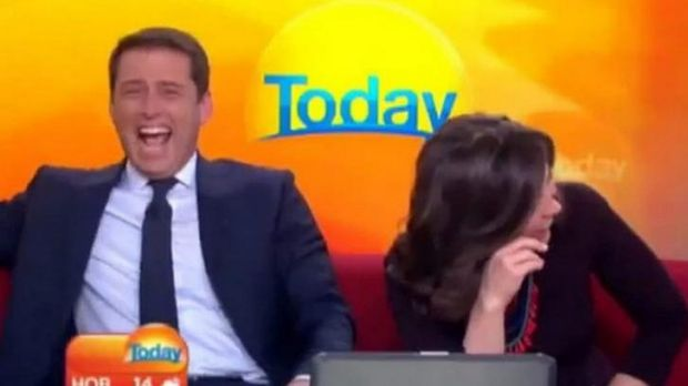 Karl Stefanovic has outed himself as a feminist after a year-long prank.