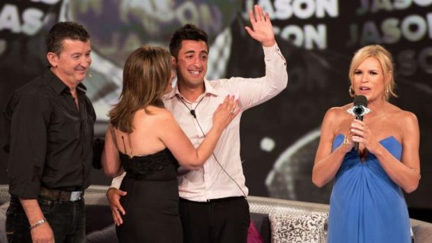 And it's goodbye: Jason Roses is evicted from <i>Big Brother</i>.