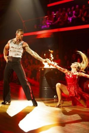 <i>Dancing with the Stars</i>.