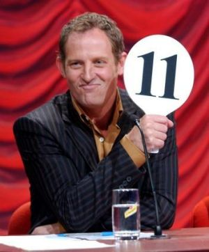 <i>Dancing with the Stars</i> judge Todd McKenney.
