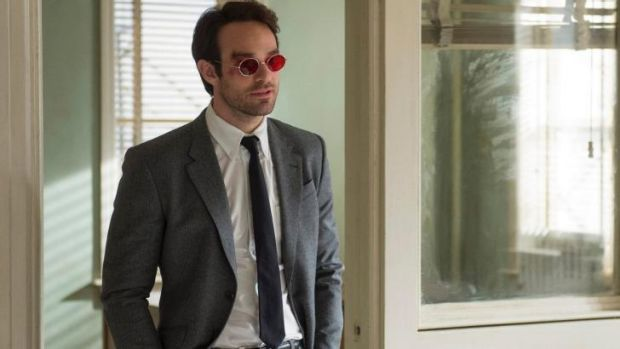 <i>Daredevil</i>: A superhero action series based on the Marvel comic character, starring Charlie Cox.
