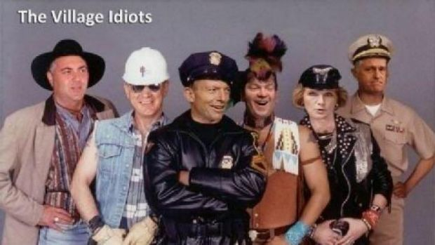 #ABCbudgetcutshows humour on Twitter.