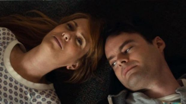 Kristen Wiig and Bill Hader star in The Skeleton Twins, showing at Sunset Cinema.