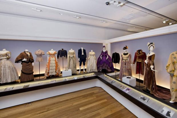 Costumes from the Golden Age of Hollywood go on display at Museum of Brisbane.