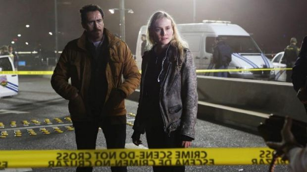 New deal: Stan scores World Movie dramas, including <i>The Bridge</i> starring Demian Bichir and Diane Kruger.