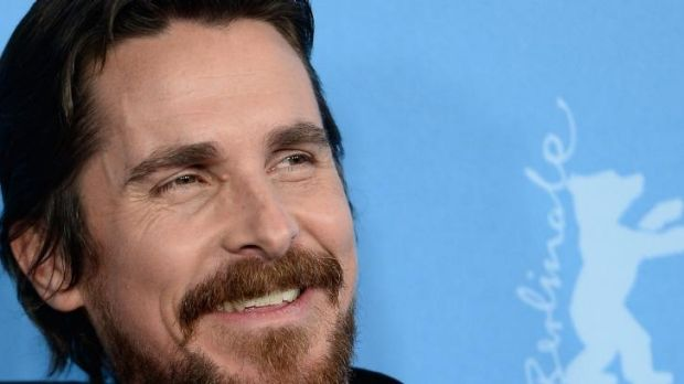 God's instrument: Christian Bale reveled in the complexity of the role of Moses.