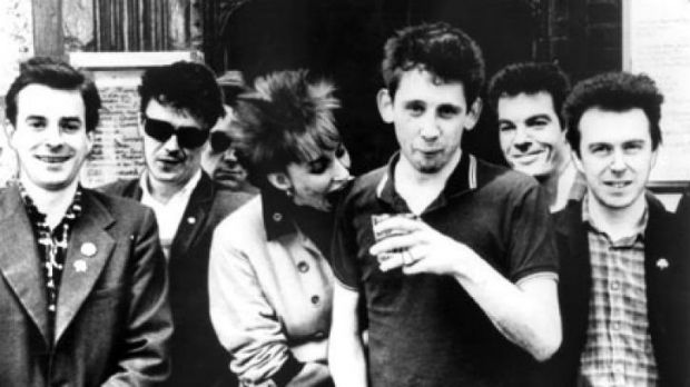 The Pogues.