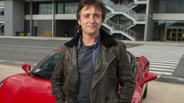 Top Gear's Richard Hammond says his head injury plunged him into depression.
