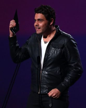 Dan Sultan collects the ARIA for best rock release.