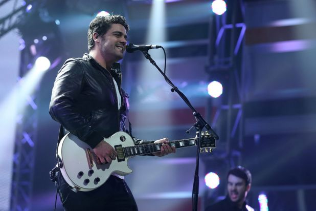 Dan Sultan performs <i>Under Your Skin</i>.