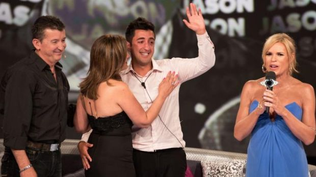 Gungahlin real estate agent Jason Roses is evicted from the Big Brother house.