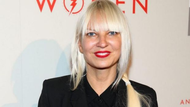 Sia Furler missed the ARIA awards but thrilled fans by giving away the four statuettes she won.