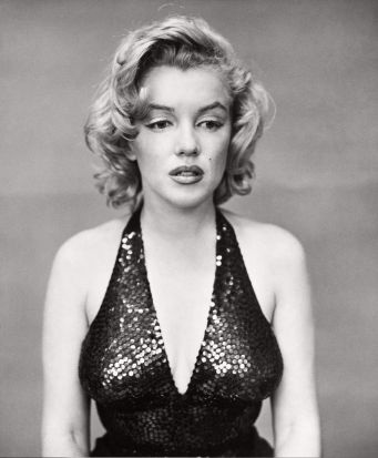 Marilyn Monroe, actress, New York, May 6, 1957: Avedon recalls how, on a spring evening in 1957 at his New York studio, ...