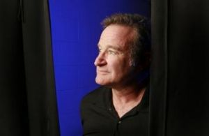 """Late lamented: Robin Williams on Australians: """"Oh God, how I hate them. They're so smug in their board shorts.''"""