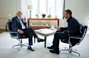 Coming out: Ian Thorpe in the interview with Michael Parkinson in which Thorpe revealed he was gay.