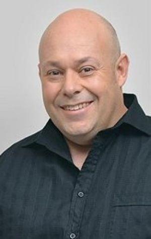 Back on the air...612 ABC presenter Tim Cox.