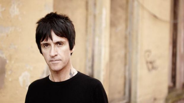 """Johnny Marr: """"I try to be a combination of intense and relaxed at the same time.''"""
