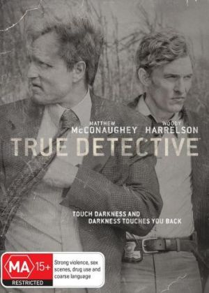 Leading men: Woody Harrelson and Matthew McConaughey in True Detective.