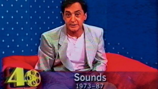 Donnie Sutherland hosting <i>Sounds Unlimited</i>.