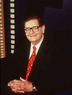 Back then: Bill Collins singlehandedly kept the <i>Golden Age</i> alive on TV, educating several generations.