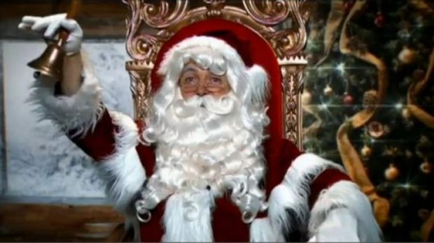 Damage done: <i>The Project</i> crossed live to Santa in the North Pole, but viewers still weren't happy.