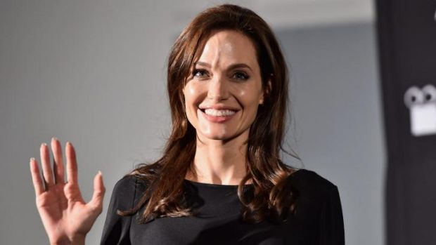 Snubbed: Angelina Jolie and her biopic <i>Unbroken</i> were overlooked by the Hollywood Foreign Press Association for ...