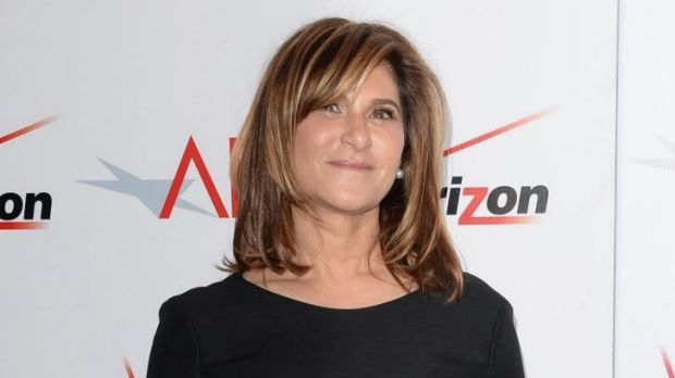 Sony Pictures' co-chair, Amy Pascal, sorry over offensive emails about President Obama and Angelina Jolie. The emails ...
