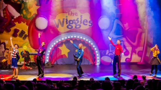 The Wiggles delivered a polished set of their classics to their screaming fans.