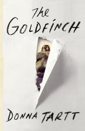 Book of the day: <em>The Goldfinch</em> by Donna Tartt.